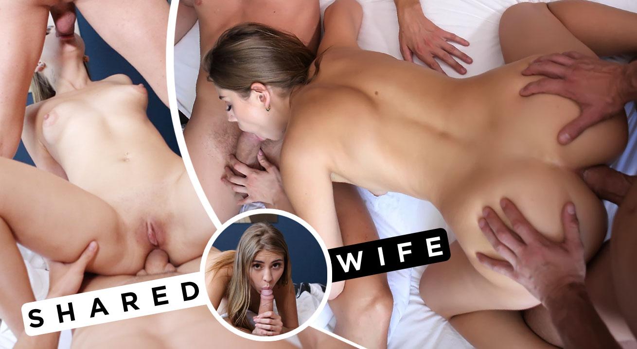 Jonge tiener sex orgie